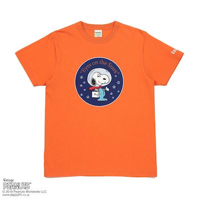 c222bba8467e8 I NEED MY SPACE Tシャツ/SNOOPY×Laundry  月に着陸した世界最初のビーグル犬、アストロノーツスヌーピーの世界観をTシャツで楽しんで! 商品の詳細を見る