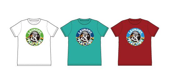 7月7日メイカーズピア限定tシャツプレイタイム