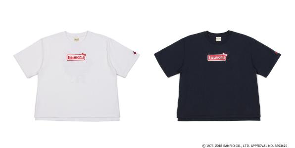 1207キティコラボTシャツ596
